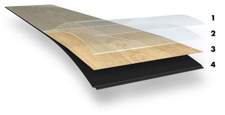 vinyl-vloer